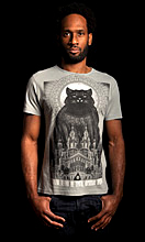 Behemoth T-shirt Grey image
