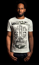 The Outsider T-Shirt Cool Grey image