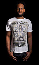 The Outsider T-Shirt White image