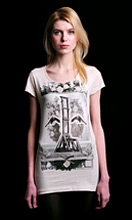 The Outsider T-Shirt (womens) image